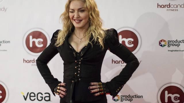 Madonna soll bald Regie führen (Archivbild)