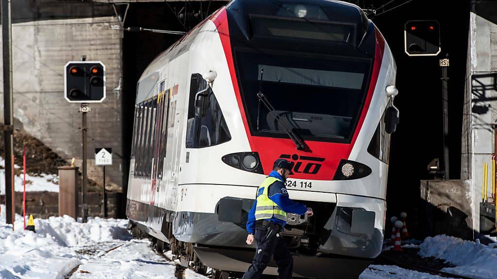 Mangelhafte Planung war Ursache für tödlichen Bahnunfall im Tessin