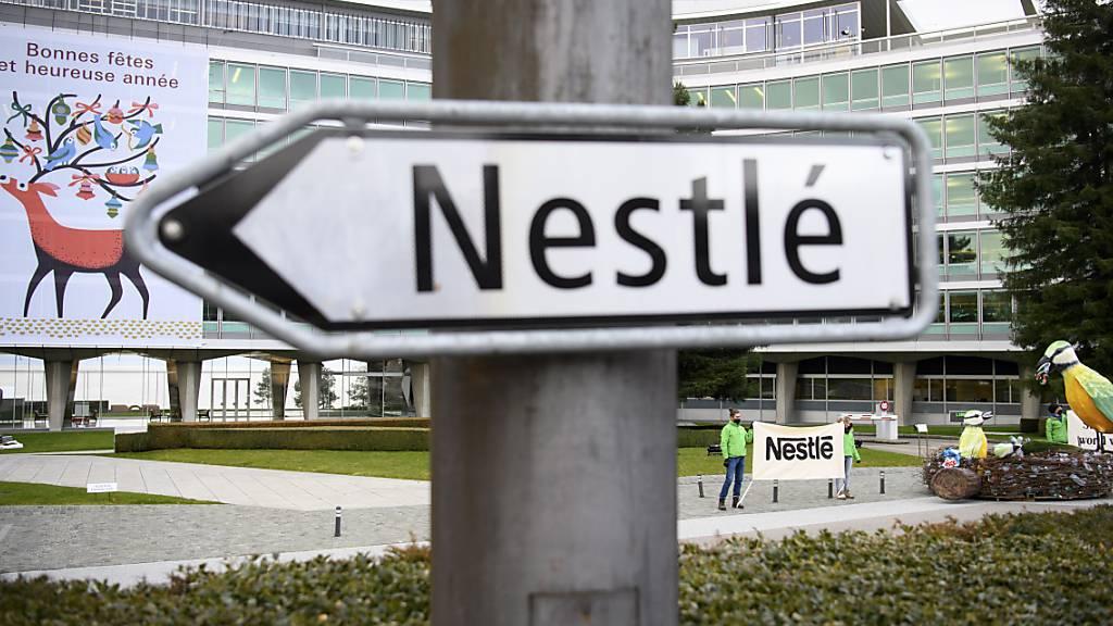 Der Schweizer Konzern kauft hinzu: der Hauptsitz in Vevey.