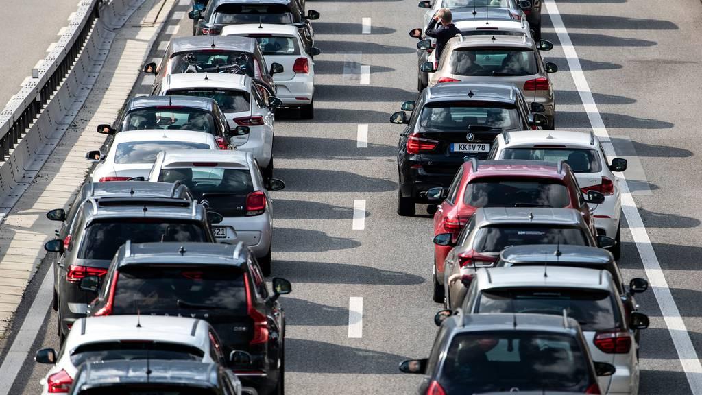 Darum stand der Verkehr in der Zentralschweiz still