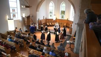 Fest Sanierung Kirche Oberwil