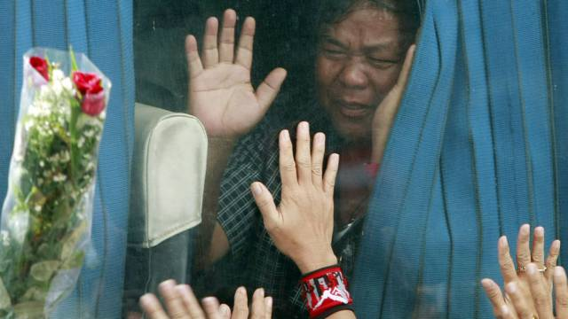Kwanchai Praipana wurde in seiner Wohnung überfallen (Archiv)