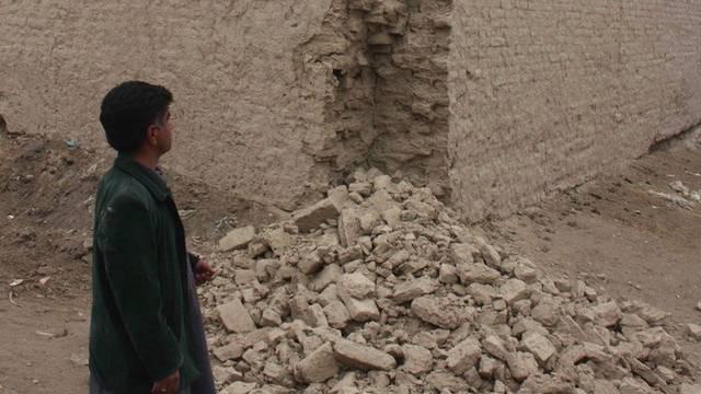 Das schwere Erdbeben in Pakistan hat keine Menschenopfer gefordert