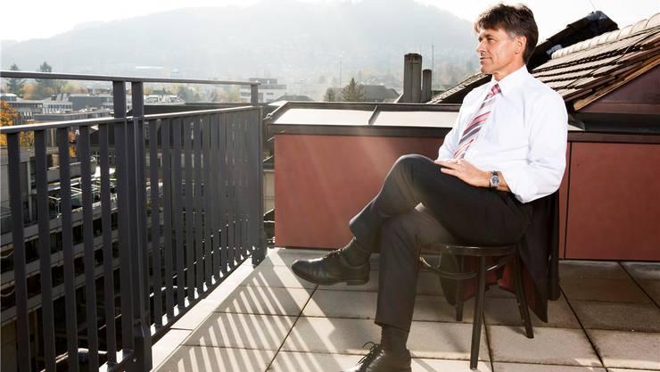Michel Huissoud, Direktor der Eidgenössischen Finanzkontrolle (EFK).