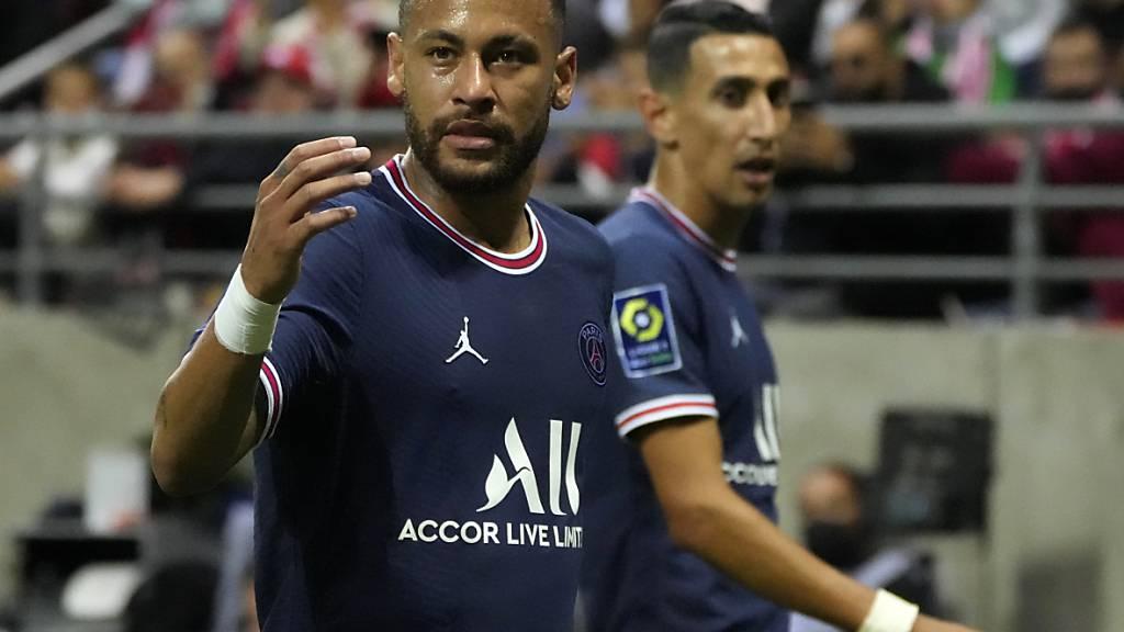 Die Spitze des Eisbergs: Für Neymar bezahlte Paris Saint-Germain 2017 über 200 Millionen Dollar an Barcelona