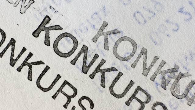 Im Kanton Aargau nimmt die Zahl der Firmenkonkurse zu (Symbolbild)