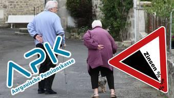 Dei APK senkt Umwandlungssatz und begründet es begründet den Schritt mit den anhaltend tiefen Zinsen und der höheren Lebenserwartung.