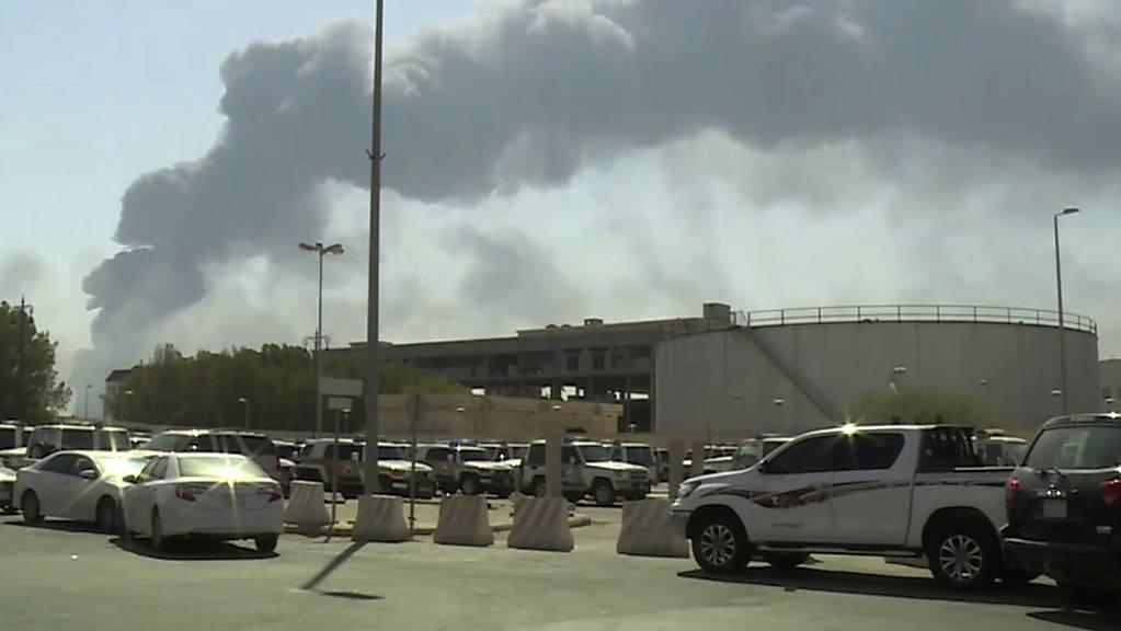 Neben den USA haben weitere Staaten die Islamische Republik Iran für den Angriff auf Erdölanlagen in Saudi-Arabien verantwortlich gemacht. (Archivbild)