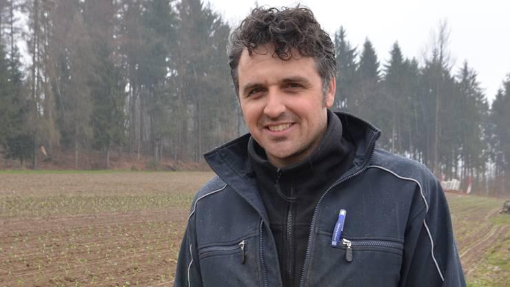 Gemüsegärtner Viktor Müller