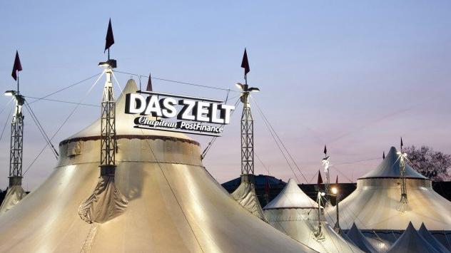 «Das Zelt» wird in Chur aufgestellt