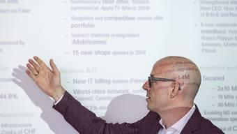 Salt-Chef Pascal Grieder kann sich über steigende Kundenzahlen freuen. (Archivbild)