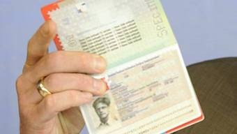 Ein Biometrischer Pass