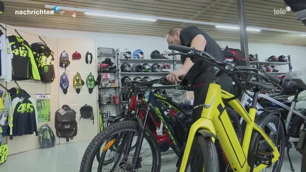 Lieferengpass bei E-Bikes