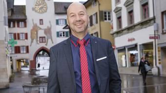 Matthias Renevey gibt sich als KMU-Chef nur eine Vier.