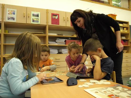 Geht es nach der SD-Initiative, soll im Kindergarten nur noch Mundart gesprochen werden.