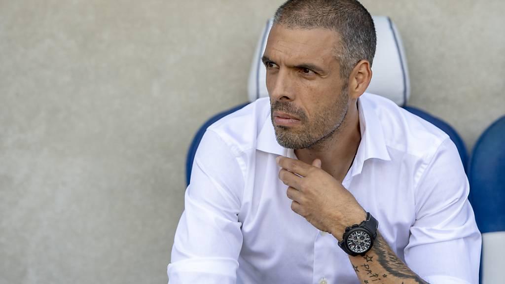 Der Luzerner Trainer Fabio Celestini muss trotz vieler Verletzter eine taugliche Mannschaft zusammenstellen
