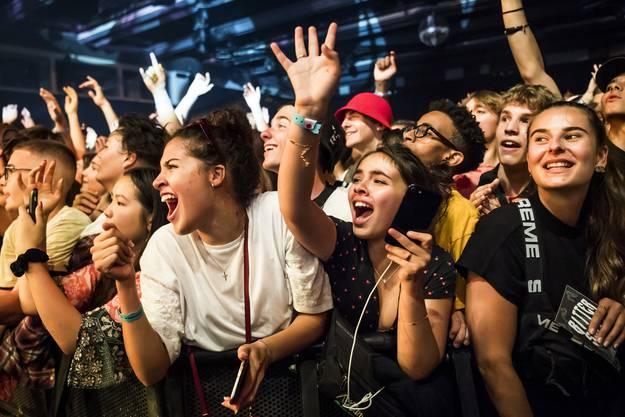 Die schönsten Bilder vom 52. Montreux Jazz Festival 2018