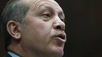 """Bekommt den """"Steiger Award"""" nun doch nicht: Der türkische Ministerpräsident Recep Tayyip Erdogan (Archiv)"""