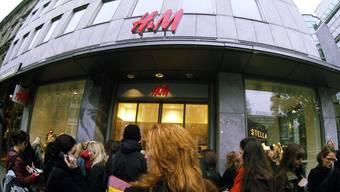 Der Ansturm auf die H&M Filialen haben in den letzeten Jahren nachgelassen.