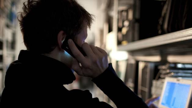 Der Mann hatte eine Sachbearbeiterin am Telefon bedroht. (Symbolbild)