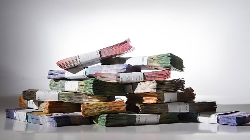 Bund rechnet 20 Milliarden Franken Minus
