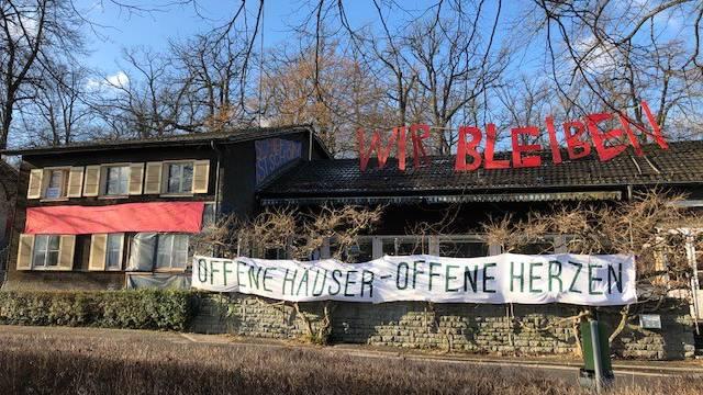 Stadt Luzern hat Strafanzeige gegen «Familie Eichwäldli» eingereicht
