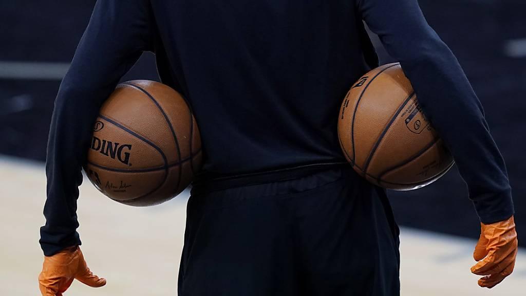 NBA in der Corona-Bredouille