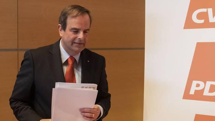 Gerhard Pfister: «Wir gewinnen seit 40' Jahren keine neuen Wähler dazu, leben von der Tradition. Deshalb müssen wir uns öffnen.»