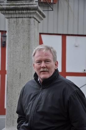 Stephan Wittwer, SVP-Gemeinderat.