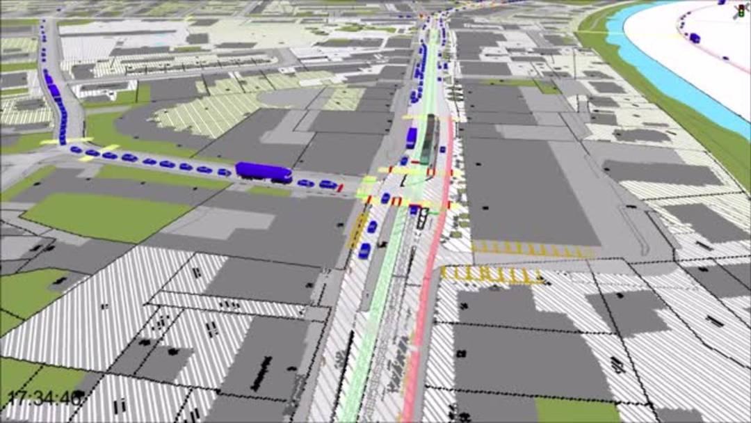 Birsfelden: So könnte der Verkehr künftig fliessen