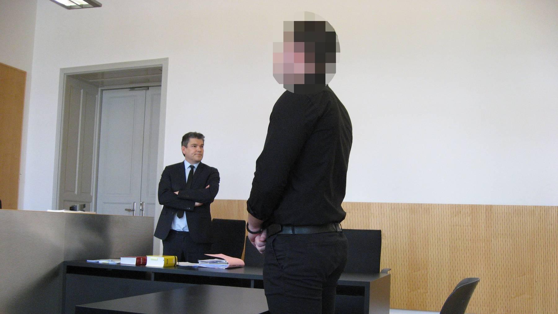 Bankräuber Sparkasse Lustenau vor Gericht