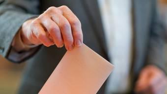 In der Region Aargau West gibt es am Sonntag auf nationaler, kantonaler und kommunaler Ebene Wahlen und Abstimmungen.(Symbolbild)