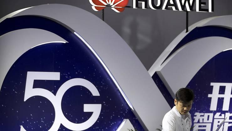 Neuseeland verbietet seiner Telekombranche die 5G-Ausrüstung von Huawei. (Archiv)