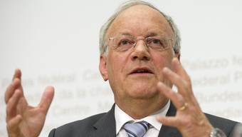 Bundesrat Johann Schneider-Ammann zum Kartellgesetz