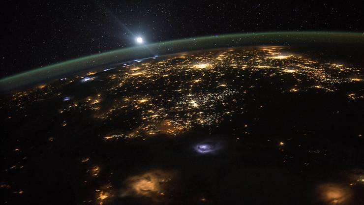 Im 2019 will auch die Nasa wieder Astronauten ins All bringen. (Themenbild)