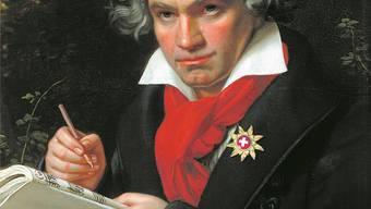 Fast schweizerisch: Ludwig van Beethoven pfiff auf Obrigkeiten und arbeitete hart an seiner Musik.