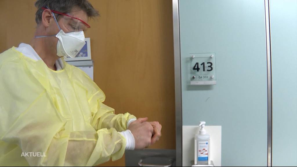 Coronavirus: Wie gehen Schweizer Spitäler damit um?
