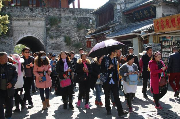 Mittlerweile hat aber die chinesische Tourismusindustrie Dali ihren Stempel aufgedrückt.