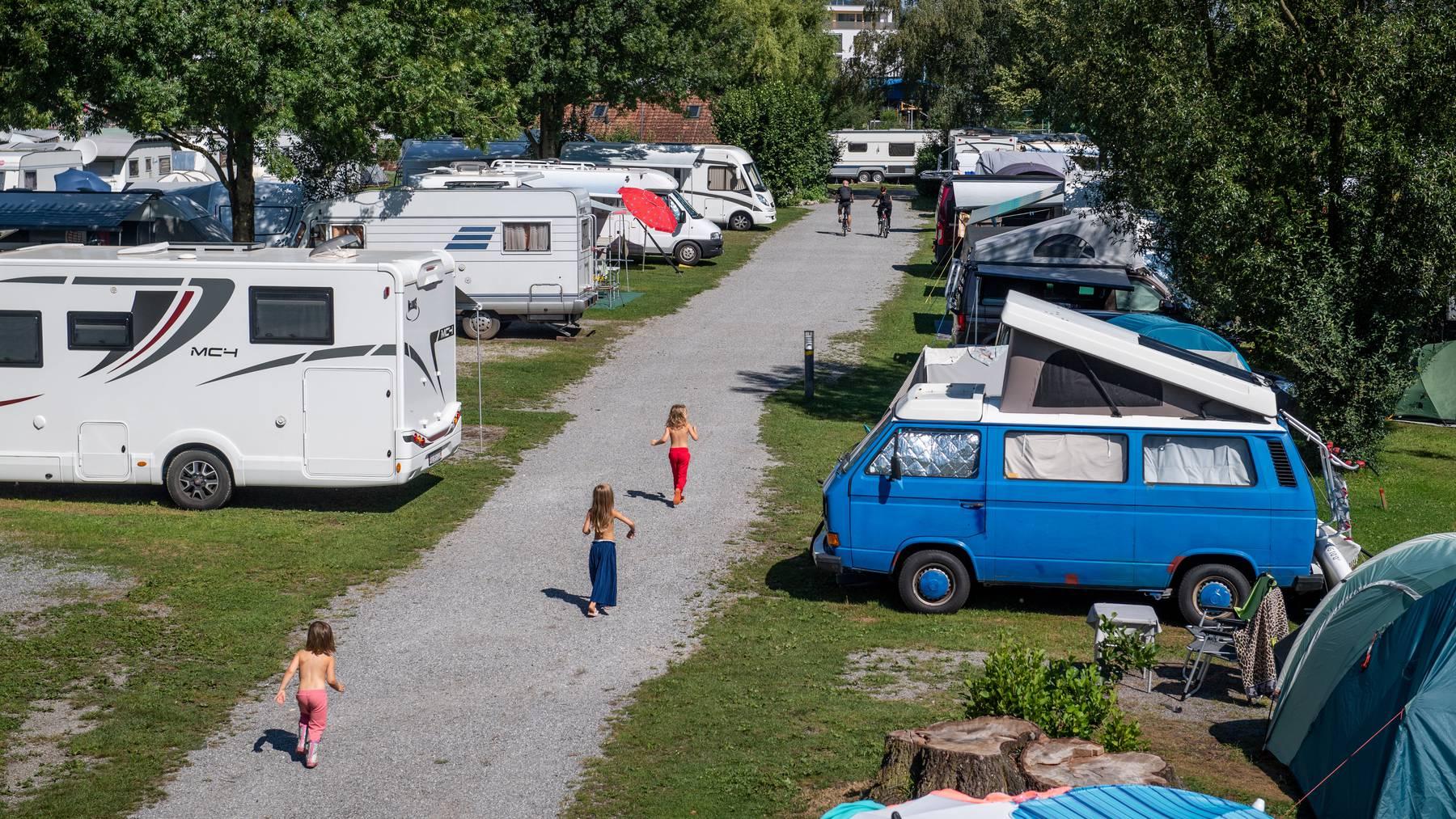Campingferien können dank eines neuen Live-Tools schneller und einfacher gebucht werden.