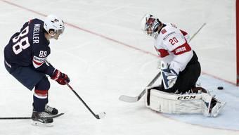 WM: Schweiz verliert trotz Führung gegen USA 2:3