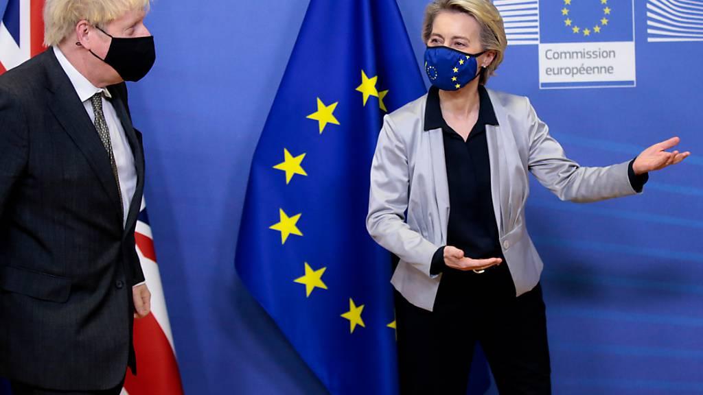 Kein Durchbruch bei Brexit-Dinner - Letzte Frist bis Sonntag