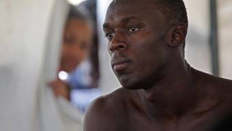 Glück im Unglück für Usain Bolt