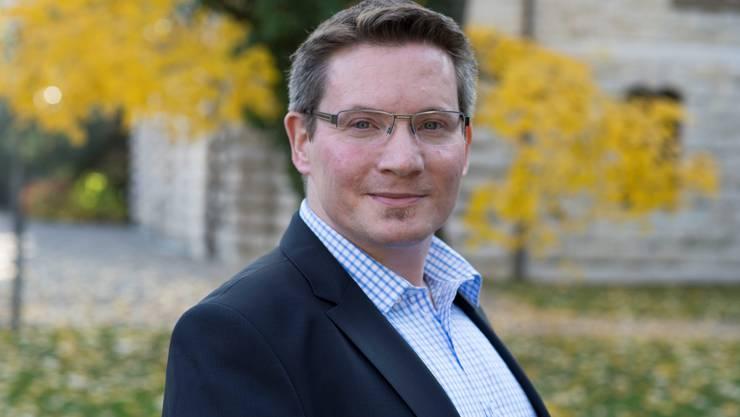 Jean-Pierre Leutwyler nimmt am 2. Wahlgang für den frei werdenden Stadtratssitz in Baden teil.