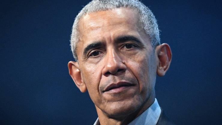Der frühere US-Präsident Obama hat angesichts der Proteste in den USA gegen Polizeigewalt und Rassismus dazu aufgerufen, berechtigte Wut über Missstände friedlich für echte Veränderungen zu nutzen. (Archivbild)