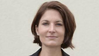Tritt ihren neuen Posten erst in dreizehn Monaten an: Saskia Schenker. (Archivbild)