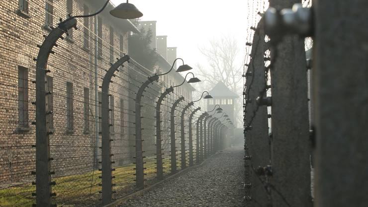 Im Konzentrationslager Auschwitz-Birkenau wurden 1,5 Millionen Menschen ermordet.