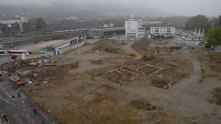 Der geplante Campus in Brugg-Windisch