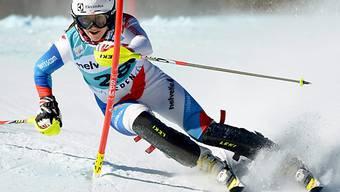 Wendy Holdener fuhr in Europacup auf Slalom-Rang zwei.