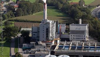 Die Entsorgung Region Zofingen verbrennt nicht nur Kehricht, sondern betreibt auch die Kläranlage. Raphael Nadler