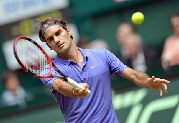 Für Federer ist es der 86. ATP-Titel seiner Karriere.